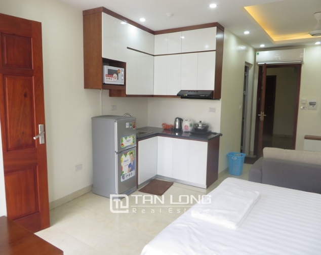 Serviced one bedroom apartment in My Dinh for lease 1