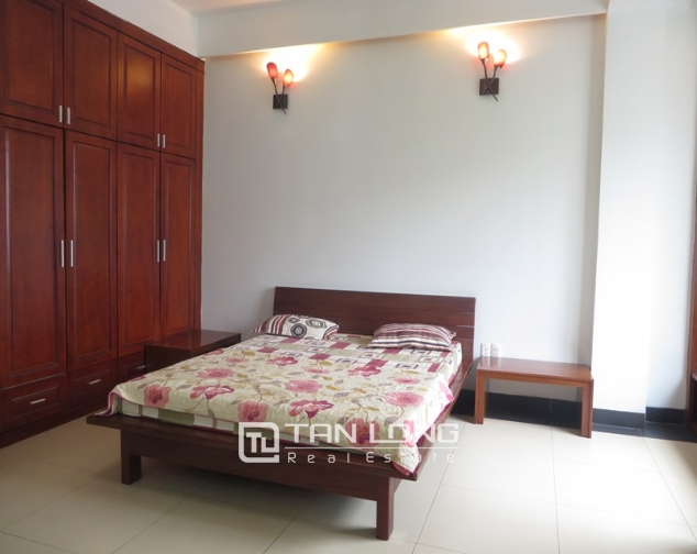 Serviced studio for rent in Dinh Thon, My Dinh, Hanoi 1