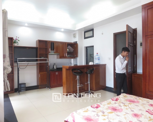 Serviced studio for rent in Dinh Thon, My Dinh, Hanoi 3