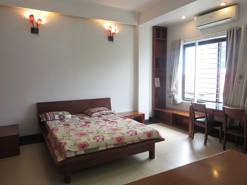 Serviced studio for rent in Dinh Thon, My Dinh, Hanoi