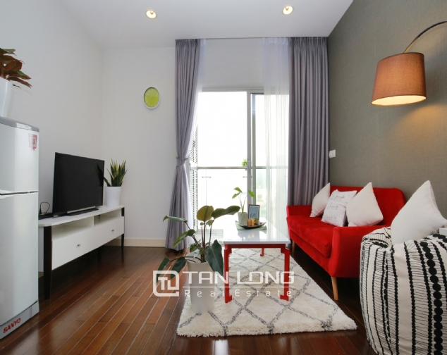 Serviced studio for rent in Lancaster Hanoi 2