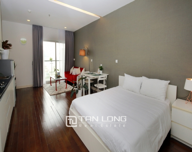 Serviced studio for rent in Lancaster Hanoi 4