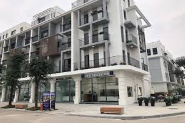 Shop Nguyen Xien shophouse 75m2 support LS 0% for 36 months