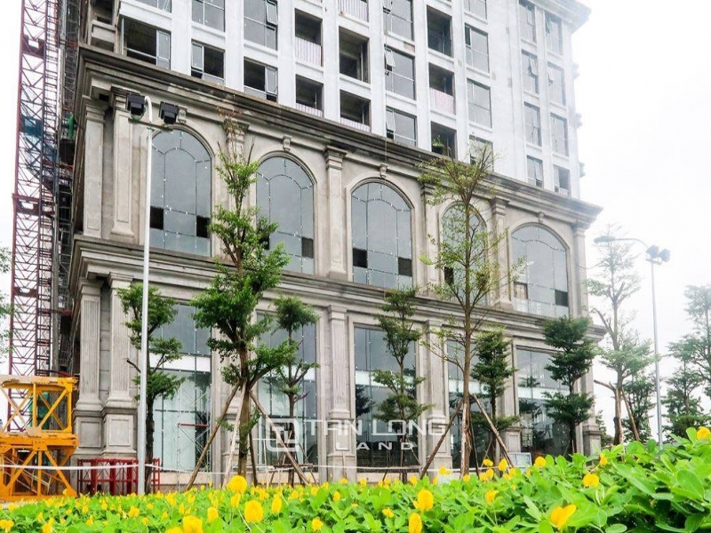Shophouse in Sunshine Riverside for rent. 02 floors high 1