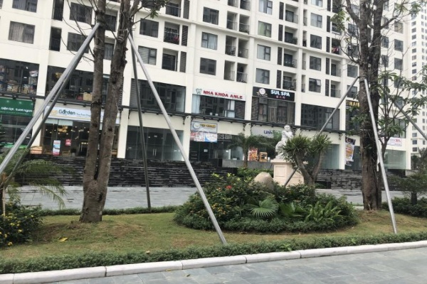 SHOPHOUSE PODIUM FOR RENT IN AN BINH CITY- PHAM VĂN DONG