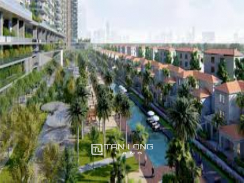 Shophouse Sunshine Crystal River Ciputra for sale, Hanoi 1