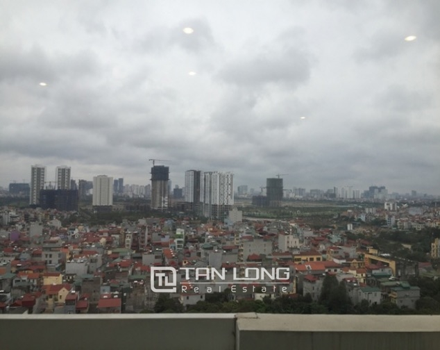 So Adorable and reasonable 3 bedroom full furnished apartment for rent in E5 building, Ciputra 2