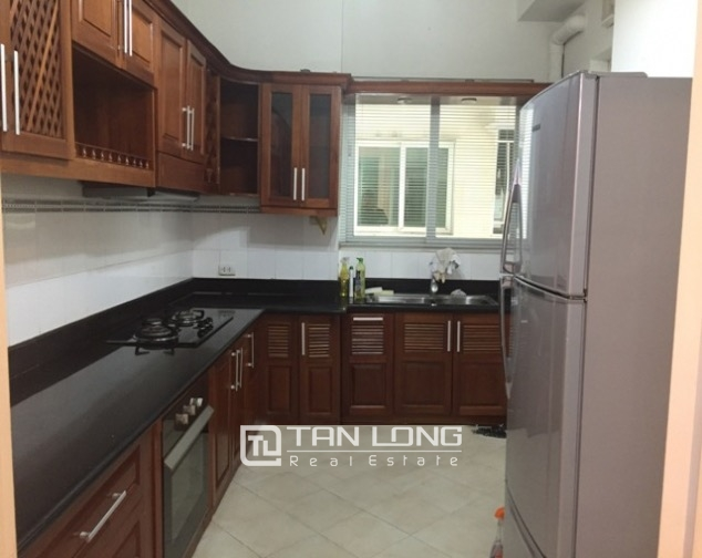 So Adorable and reasonable 3 bedroom full furnished apartment for rent in E5 building, Ciputra 4