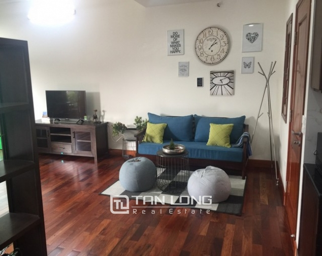 Spacious 1 bedroom service apartment for rent in Ton That Thiep street, Ba Dinh district 2