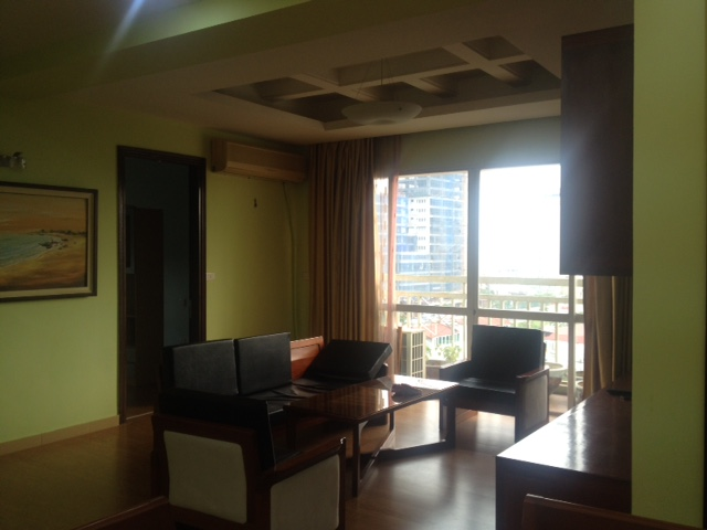 Spacious 4 bedroom apartment in G2 Ciputra Tay Ho for sale