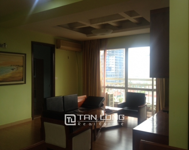 Spacious 4 bedroom apartment in G2 Ciputra Tay Ho for sale 1