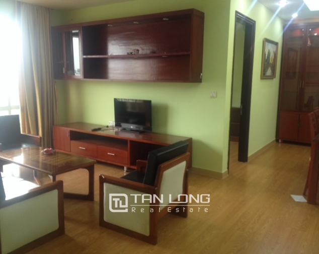 Spacious 4 bedroom apartment in G2 Ciputra Tay Ho for sale 2
