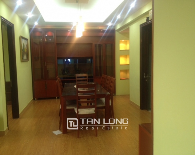 Spacious 4 bedroom apartment in G2 Ciputra Tay Ho for sale 4