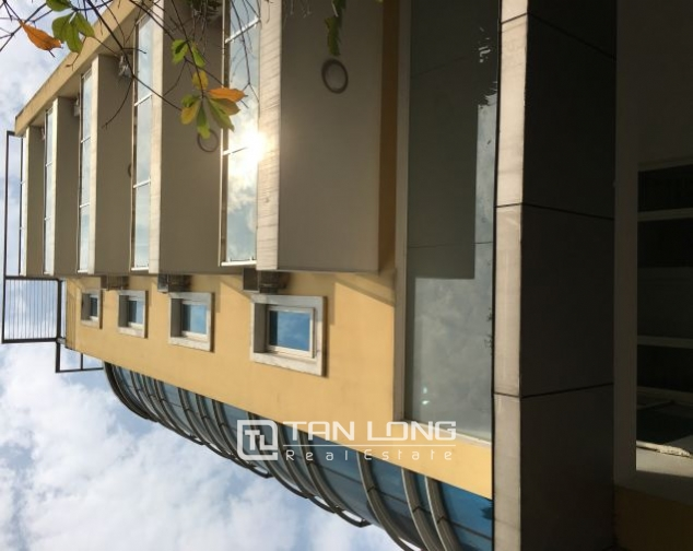 Spacious 8 storey house for rent in To Ngoc Van, Tay Ho district. 1