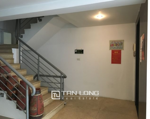 Spacious 8 storey house for rent in To Ngoc Van, Tay Ho district. 4