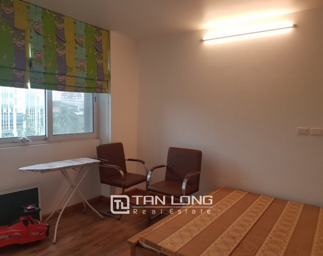Spacious and fully furnished apartment for rent in P2 building Ciputra 8