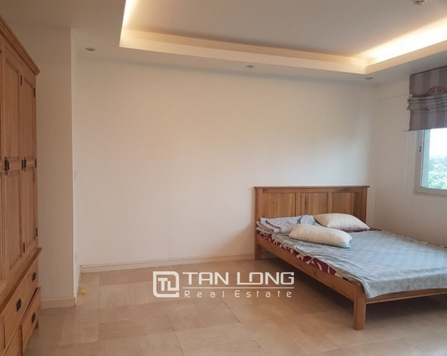 Spacious and fully furnished apartment for rent in P2 building Ciputra 9