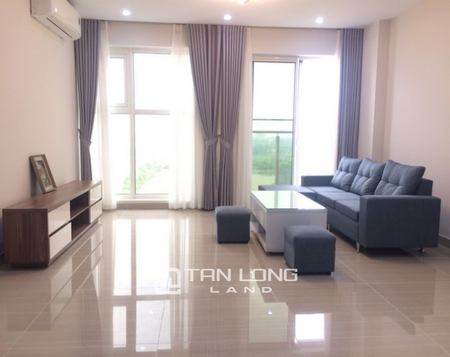 Spacious and golf view 3 bedroom apartment for rent in L4 The Link Ciputra Urban area 1