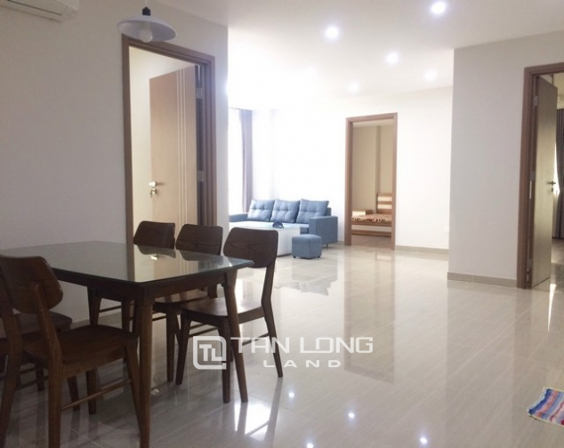 Spacious and golf view 3 bedroom apartment for rent in L4 The Link Ciputra Urban area 2