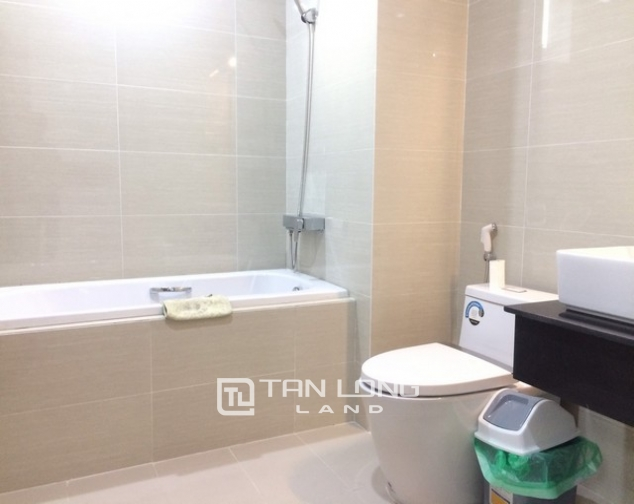 Spacious and golf view 3 bedroom apartment for rent in L4 The Link Ciputra Urban area 7