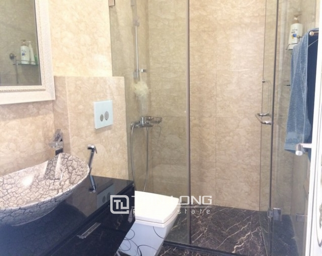 Spacious and gorgeous 5 bedroom villa for rent in T1 block Ciputra 8