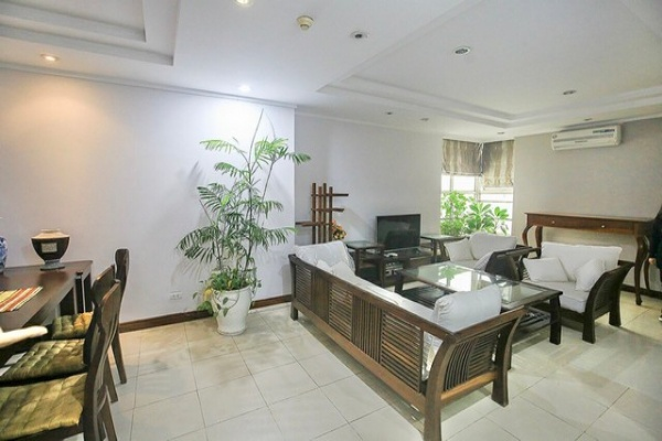 Spacious and lake view 3BR apartment for rent in G3 tower Ciputra Tay Ho