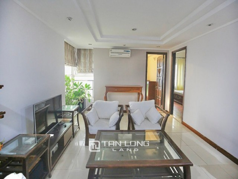 Spacious and lake view 3BR apartment for rent in G3 tower Ciputra Tay Ho 1