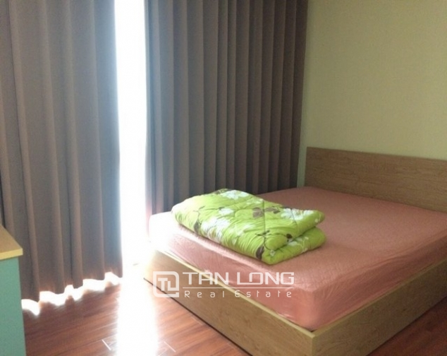 Spacious and modern 4 bedroom fully furnished for rent in P building Ciputra 4