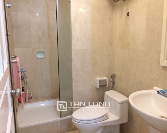 Spacious and modern 4 bedroom fully furnished for rent in P building Ciputra 5