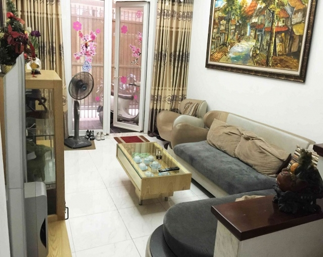 Spacious and modern 4 bedroom house for rent in Hai Ba Trung district 2