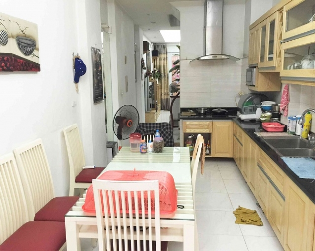 Spacious and modern 4 bedroom house for rent in Hai Ba Trung district 4