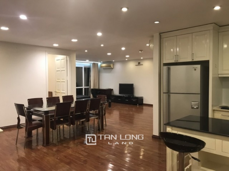 Spacious and modern style 3 bedroom apartment for rent in G2 tower Ciputra Tay Ho 1