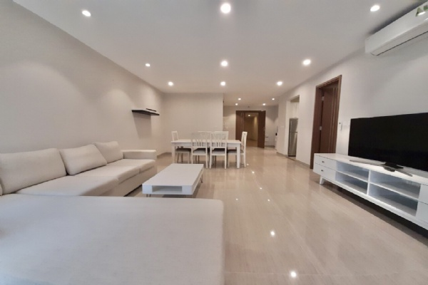 Spacious and new 3 bedroom apartment for rent in L3 The Link Ciputra