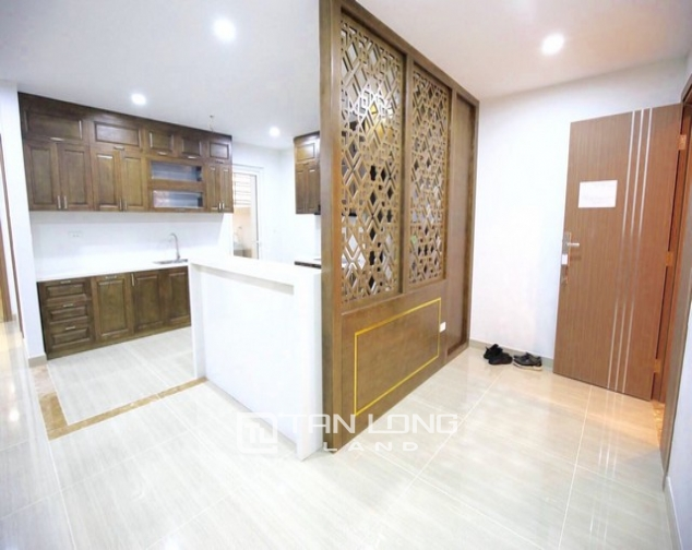 Spacious and well-equipped 3 bedroom apartment for rent in L tower The Link Ciputra 1