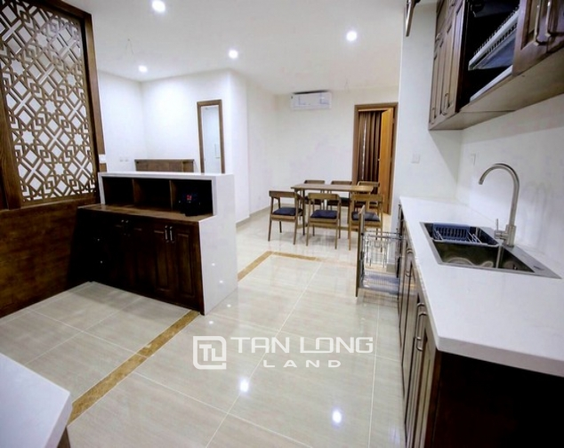 Spacious and well-equipped 3 bedroom apartment for rent in L tower The Link Ciputra 2