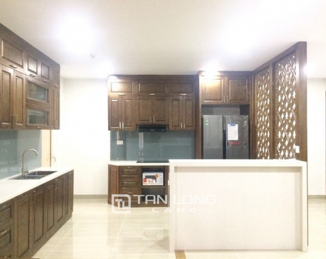 Spacious and well-equipped 3 bedroom apartment for rent in L tower The Link Ciputra 3