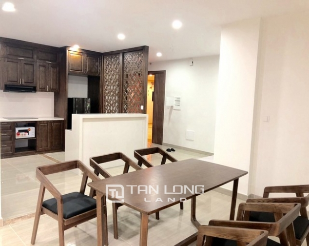 Spacious and well-equipped 3 bedroom apartment for rent in L tower The Link Ciputra 4