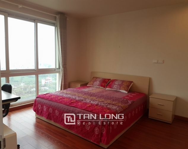 Spacious apartment for rent at Ciputra, Tay Ho distr., Hanoi 7
