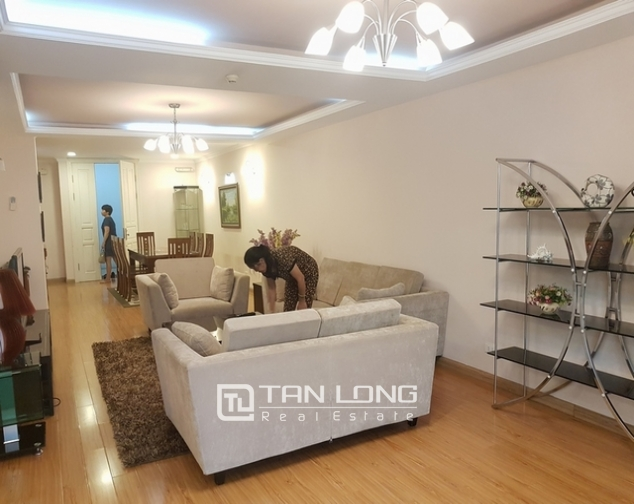 Spacious apartment for rent at Ciputra, Tay Ho distr., Hanoi 4