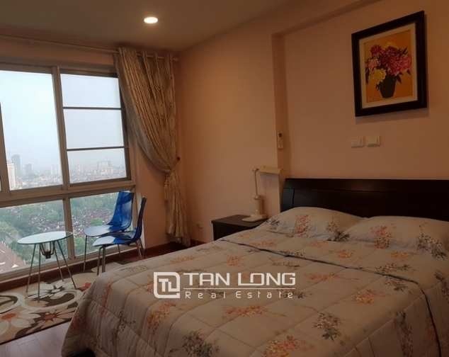 Spacious apartment for rent at Ciputra, Tay Ho distr., Hanoi 8