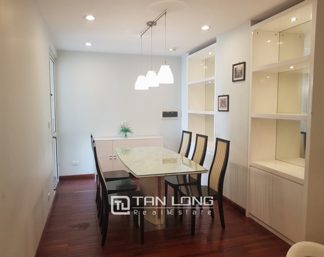 Spacious apartment for rent at Ciputra, Tay Ho distr., Hanoi 2