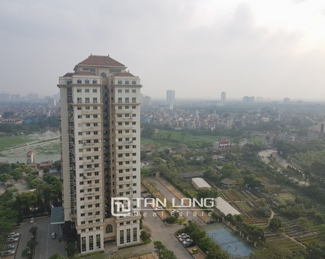 Spacious apartment for rent at Ciputra, Tay Ho distr., Hanoi 10