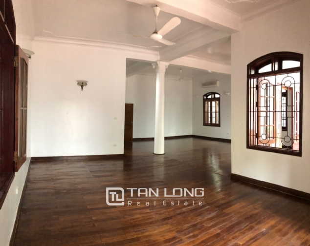 Spacious house for rent in To Ngoc Van street, Tay Ho district! 2