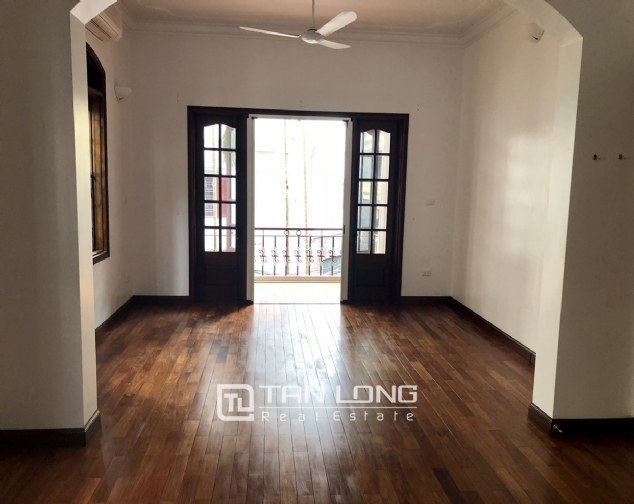 Spacious house for rent in To Ngoc Van street, Tay Ho district! 10