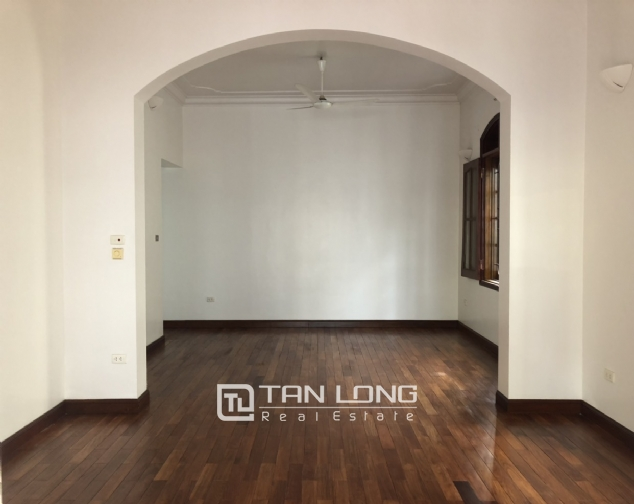 Spacious house for rent in To Ngoc Van street, Tay Ho district! 1