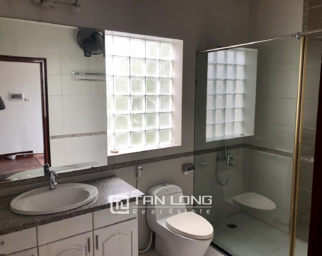 Spacious house for rent in To Ngoc Van street, Tay Ho district! 4