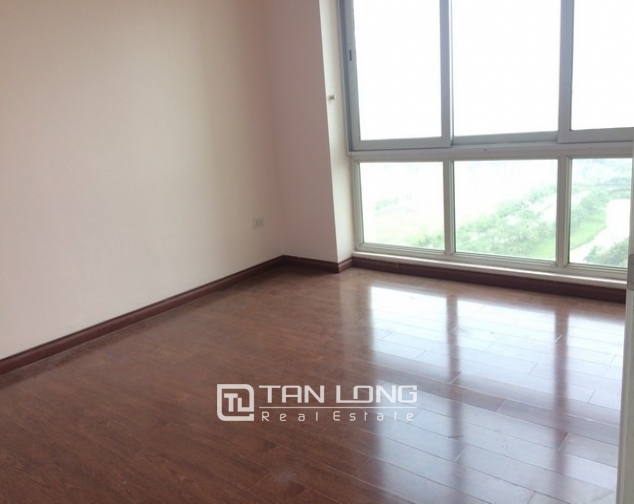Spacious non furnished 3 bedroom apartment for rent in P building Ciputra, Tay Ho 5