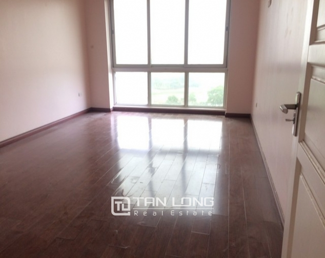 Spacious non furnished 3 bedroom apartment for rent in P building Ciputra, Tay Ho 7