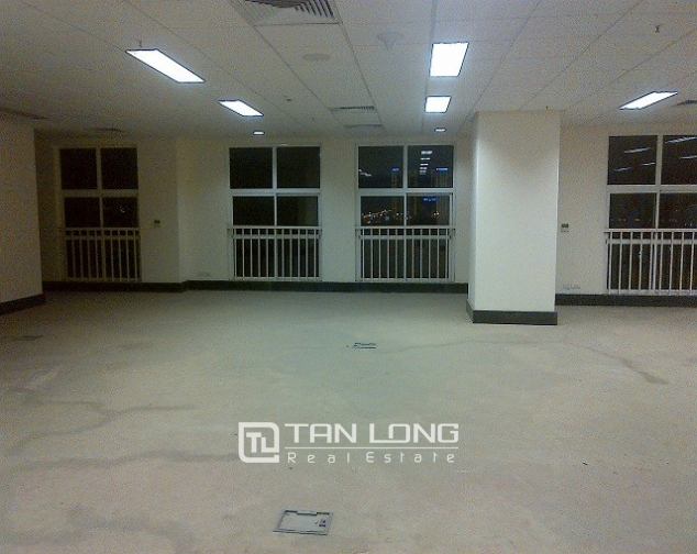 Spacious office for lease in Star tower, Duong Dinh Nghe Street, Cau Giay dist, Hanoi 2