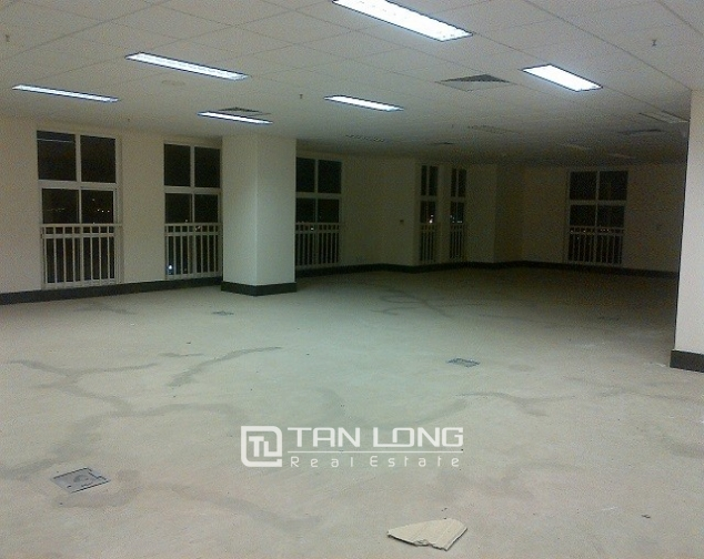 Spacious office for lease in Star tower, Duong Dinh Nghe Street, Cau Giay dist, Hanoi 3